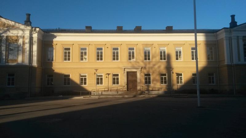 rudbeck gamla huvudbyggnaden