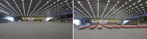 ABB Arena kl 18.00 och kl. 19.30