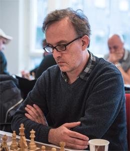 Ralf Åkesson vann två av tre partier i helgen. Foto: Lars O A Hedlund